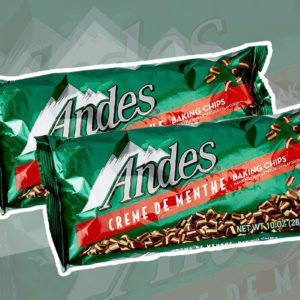 andes candies baking chips