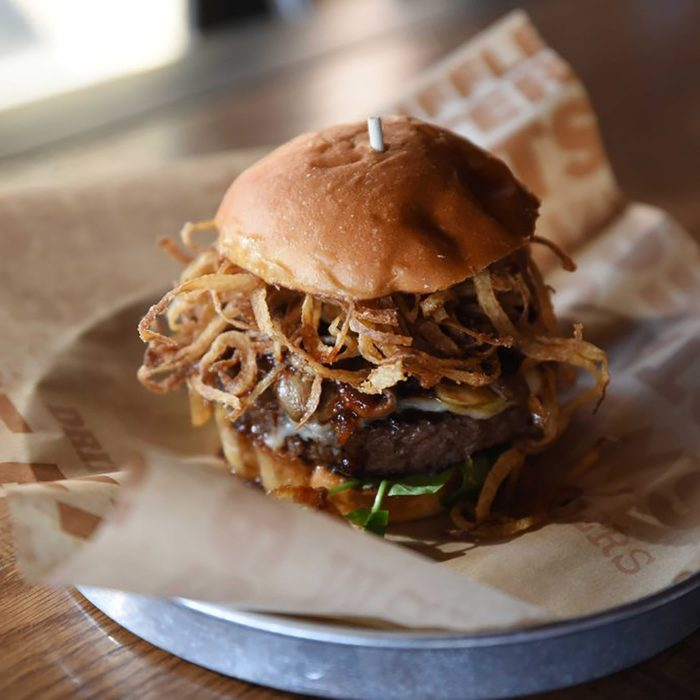 best burger in Kansas, BRGR Kitchen + Bar