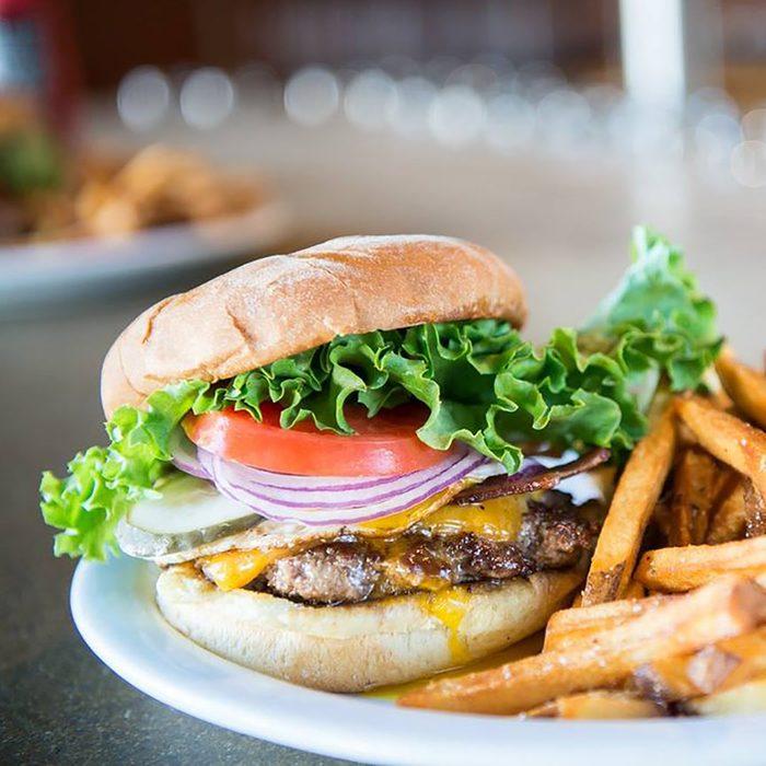 best burger in florida, green truck pub