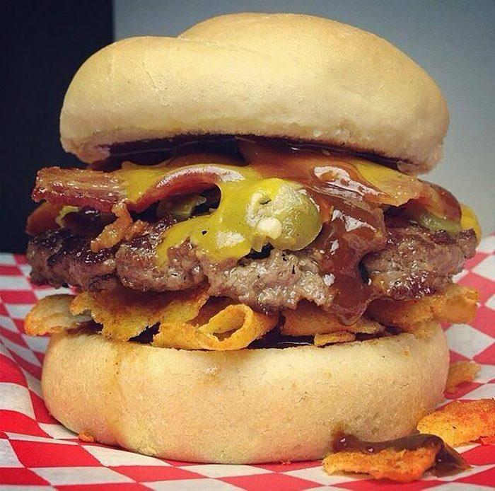 Best burger in Nebraska, Honest Abe's