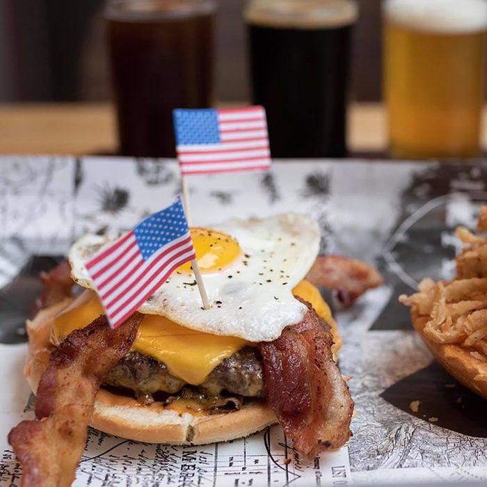Best burger in Ohio, Americano
