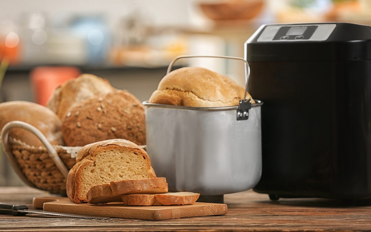 This Is Why Your Kitchen Needs a Bread Machine