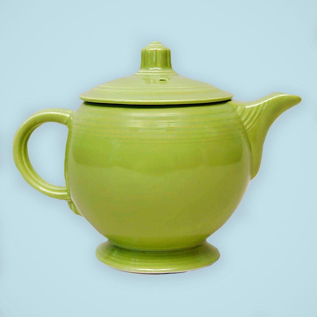 fiesta Iconic design teapot