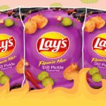 Lay's Flamin' Hot Dill Pickle Chips Are Back for Good