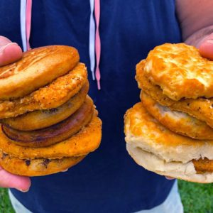 McDonald's Adds Two Chicken Items to Its Official Breakfast Lineup