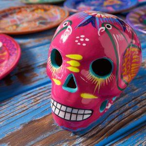 15 Colorful Ideas for Dia de los Muertos Decorations