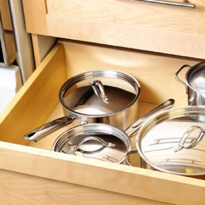 The Best Places to Store Large Pots and Pans
