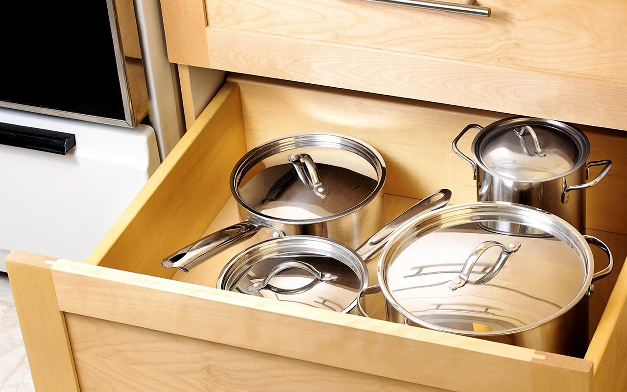 The Best Places To Store Large Pots And Pans Taste Of Home