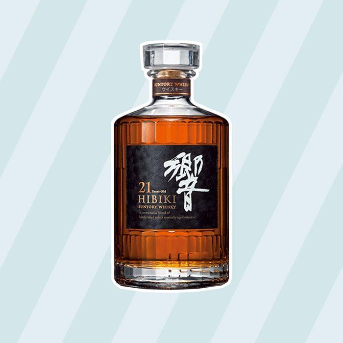 Suntory Hibiki 21 Years Old Japanese Whisky