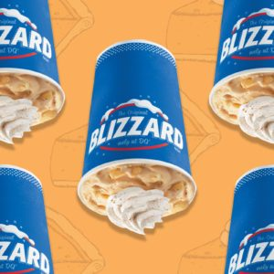 Dairy Queen's Pumpkin Pie Blizzard Is Coming Back!