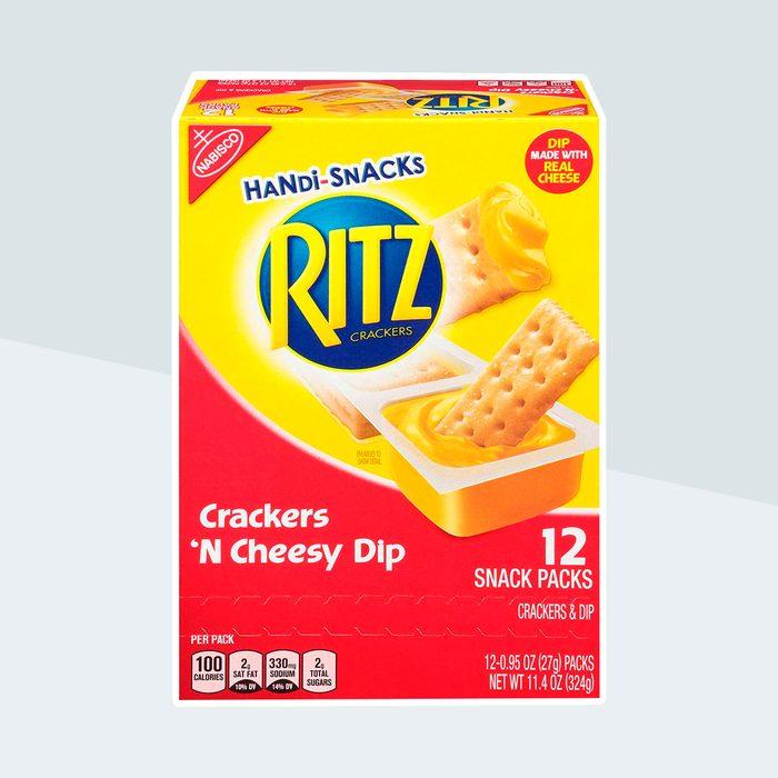 ritz crackers handy snacks