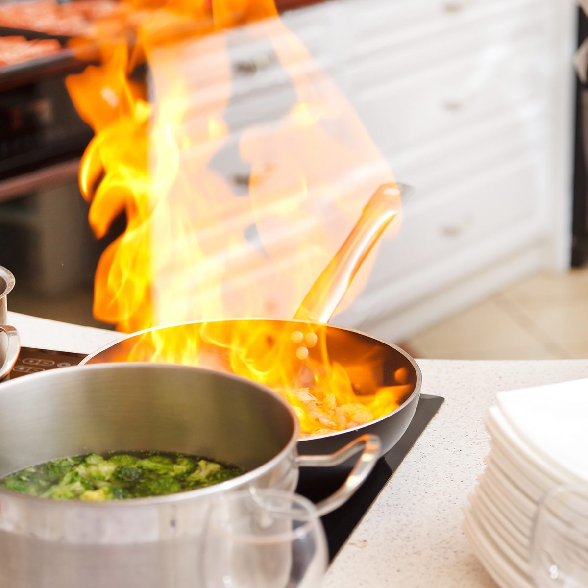pot with fire; Shutterstock ID 109614932; Job (TFH, TOH, RD, BNB, CWM, CM): TOH