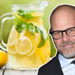 This Is Alton Brown's Secret for Best-Ever Lemonade