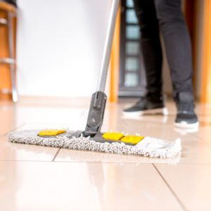 How To Clean Tile Floors the Right Way