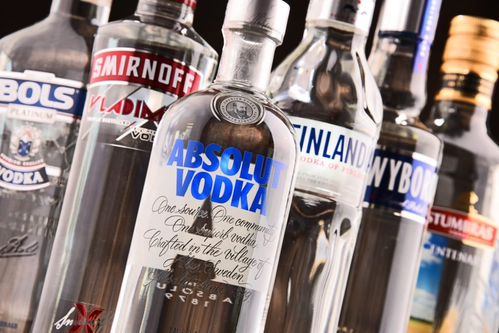 What Is Vodka Made from, Anyway?
