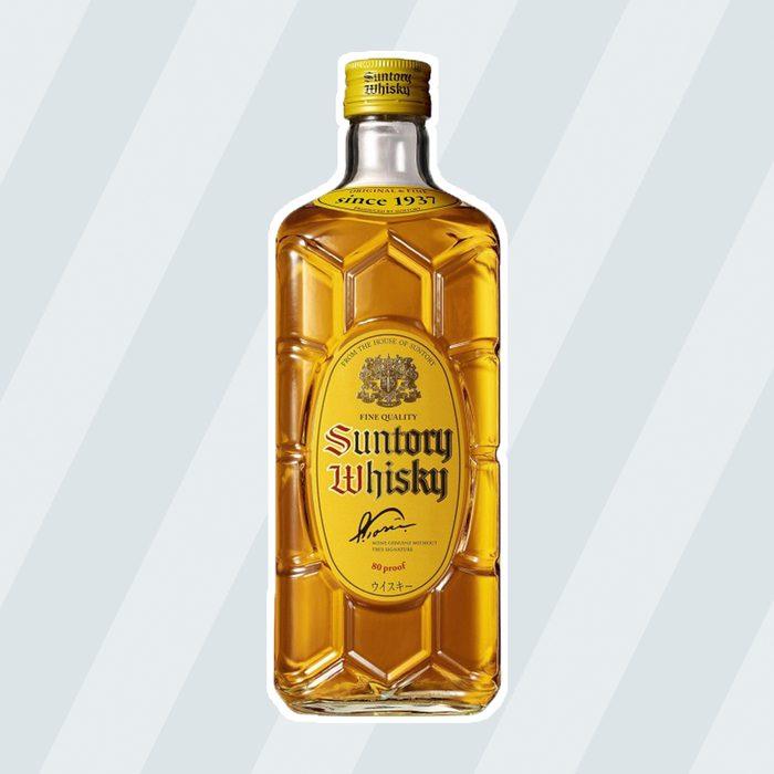 Suntory Kakubin Japanese whisky