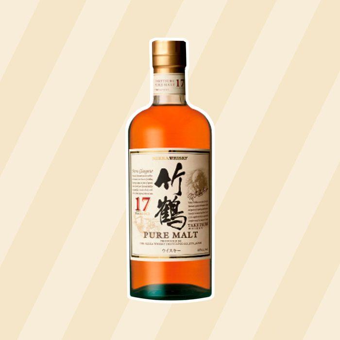 Taketsuru Pure Malt 17 Years Old Japanese whisky
