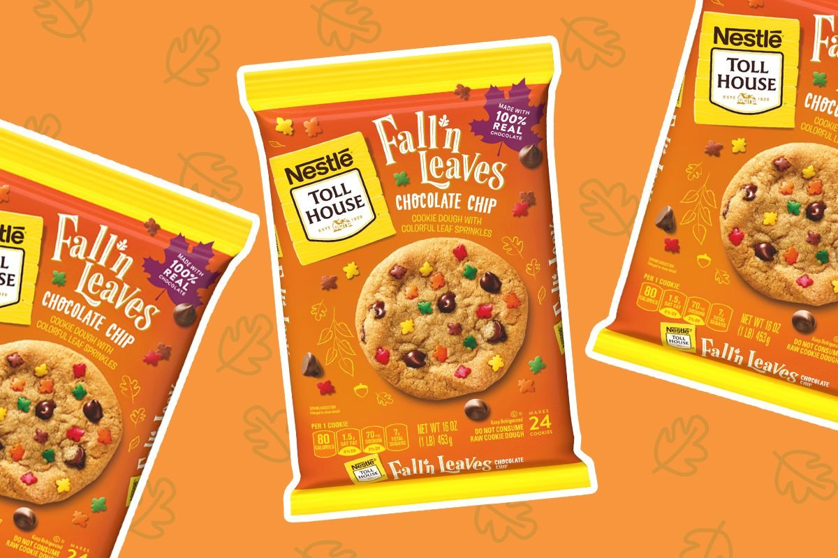 Nestle Toll House Welcomes Fall with a New Cookie Dough