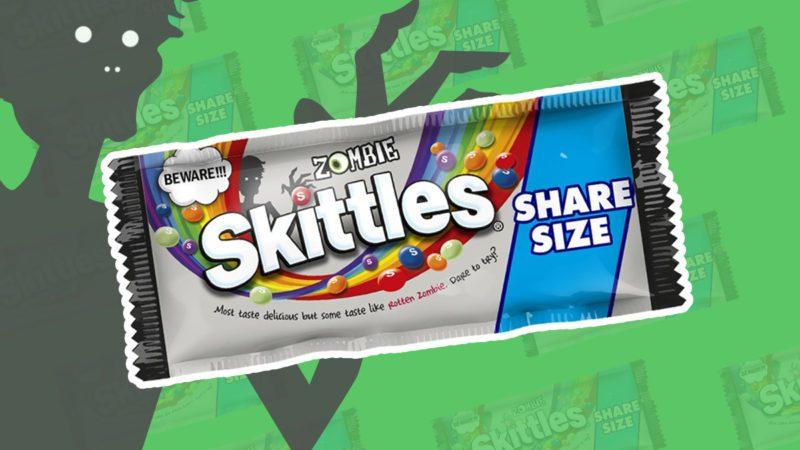zombie skittles