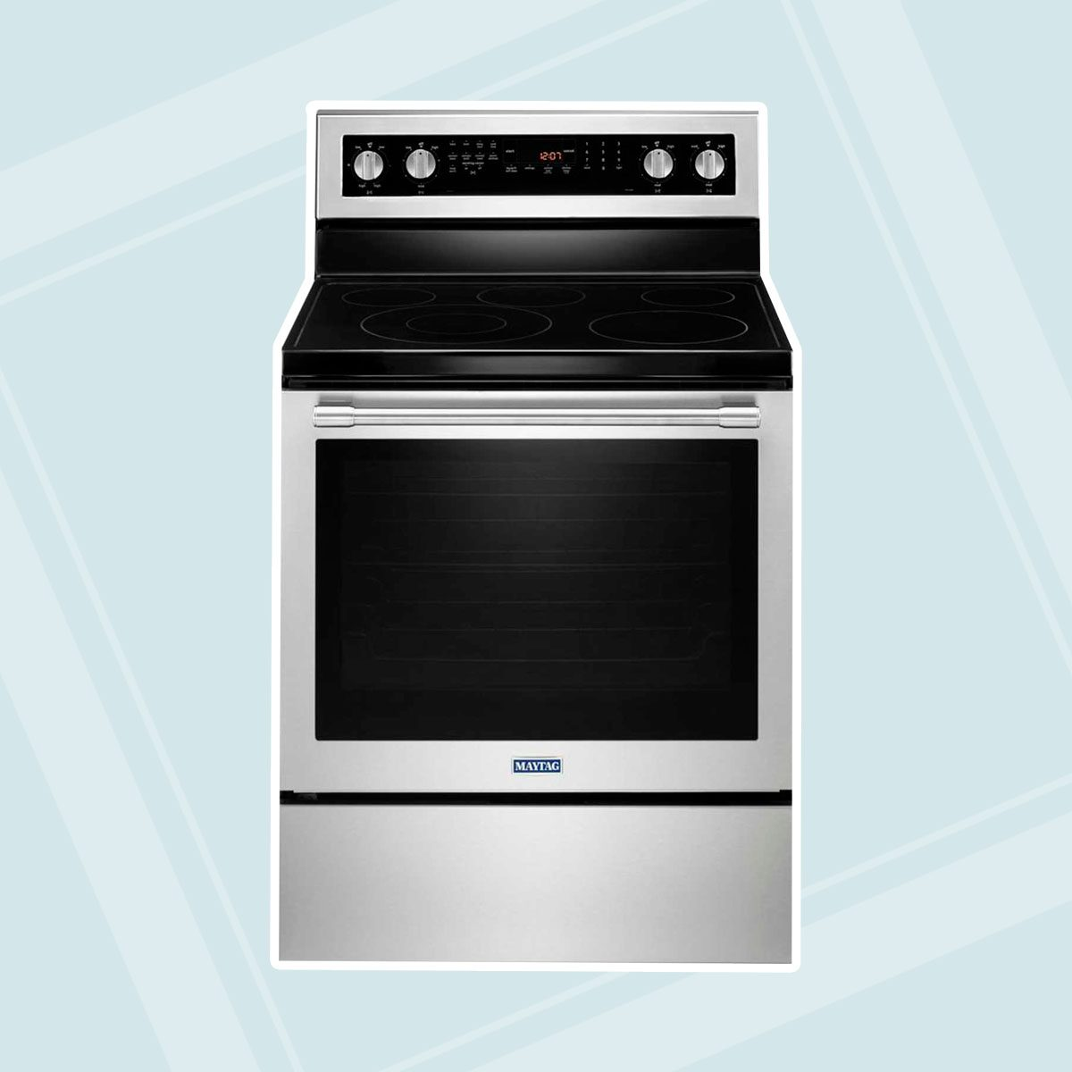 Maytag Electric Range with True Convection