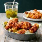 Air-Fryer Nashville Hot Chicken