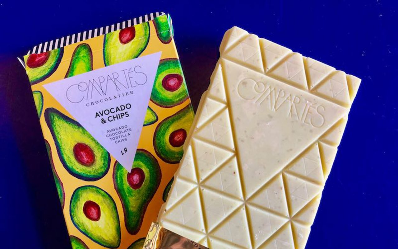 This Avocado & Tortilla Chips Chocolate Bar Is An Unlikely Must-Try