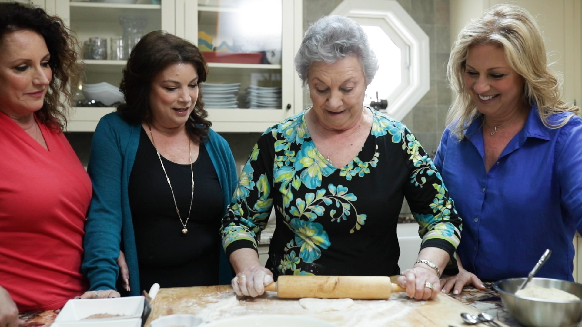 Behind the Recipe: Cinnamon Twirl Cookies with the Cappuccio Family