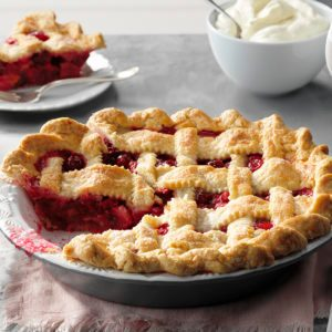 How to Make a Lattice Pie Crust That Looks Perfect