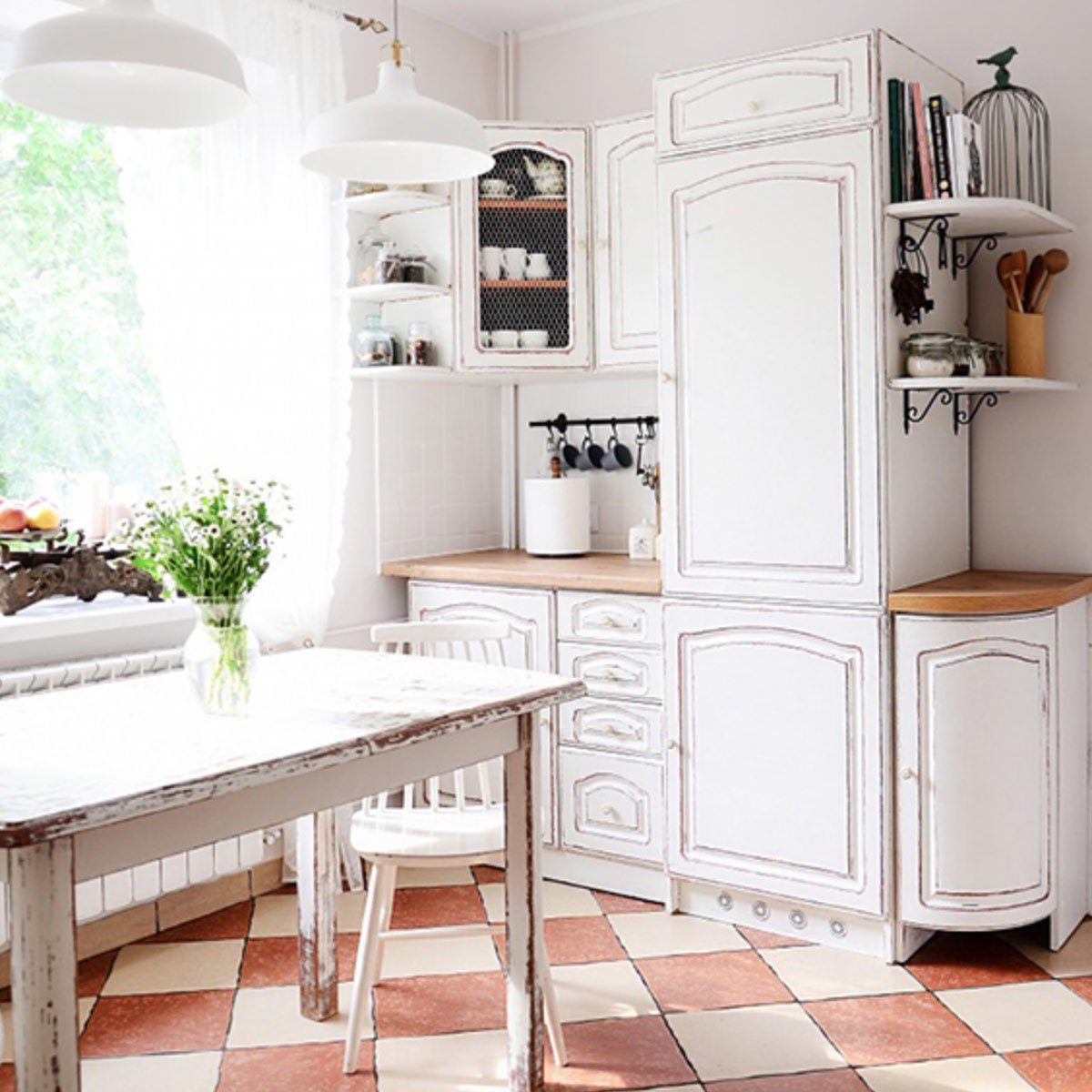 Can You Paint Kitchen Cabinets With Chalk Paint: Here's How To Chalk Paint Cabinets