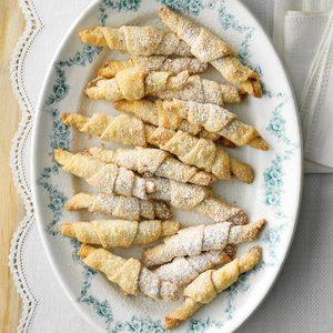 Cinnamon Twirl Cookies