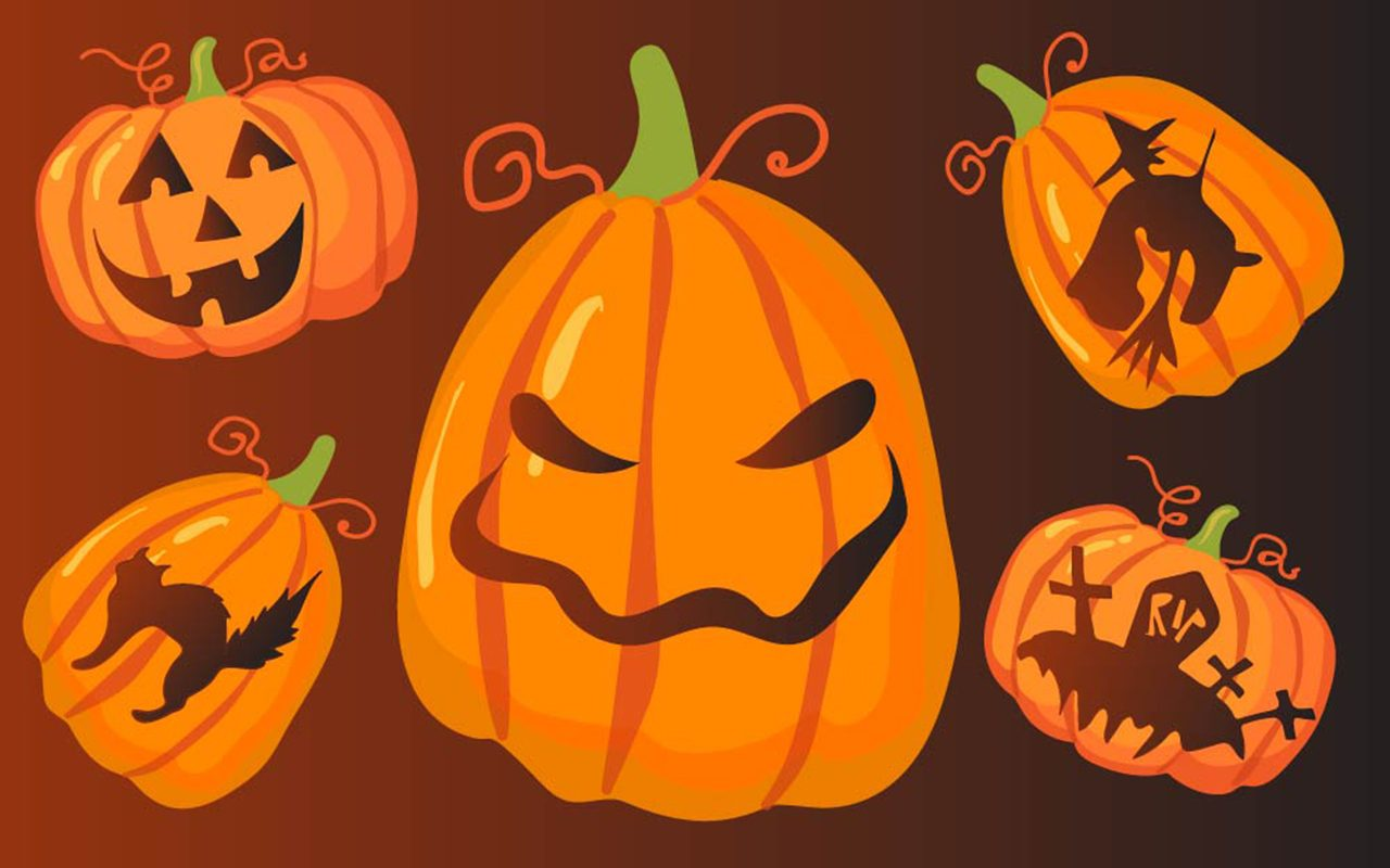 31 Free Pumpkin Carving Stencils to Take Your Jack-o-Lantern to the Next Level