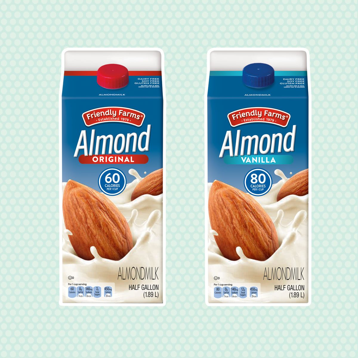 Friendly Farms Almondmilk