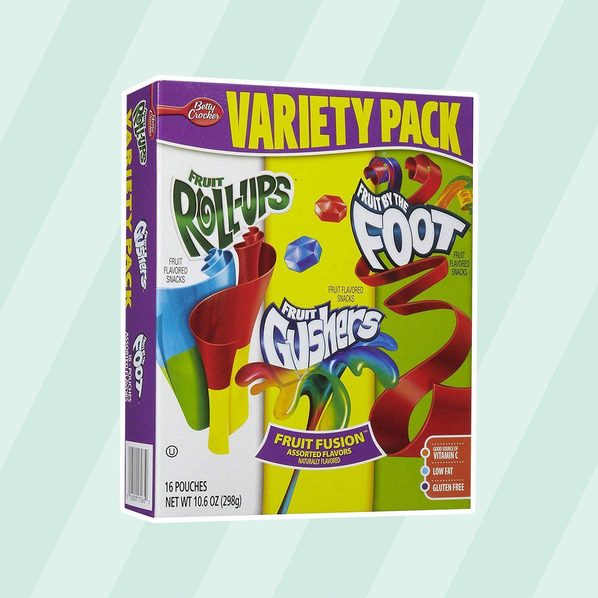 Fruit Snacks Variety Pack