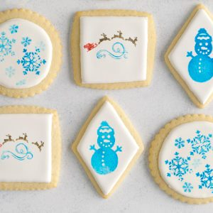 This Is the Easiest Way to Decorate Royal Icing Cookies