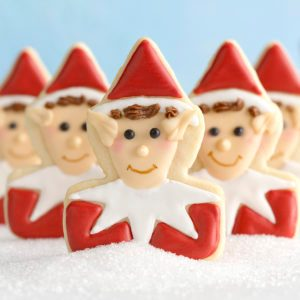 How to Make Elf on the Shelf Cookies