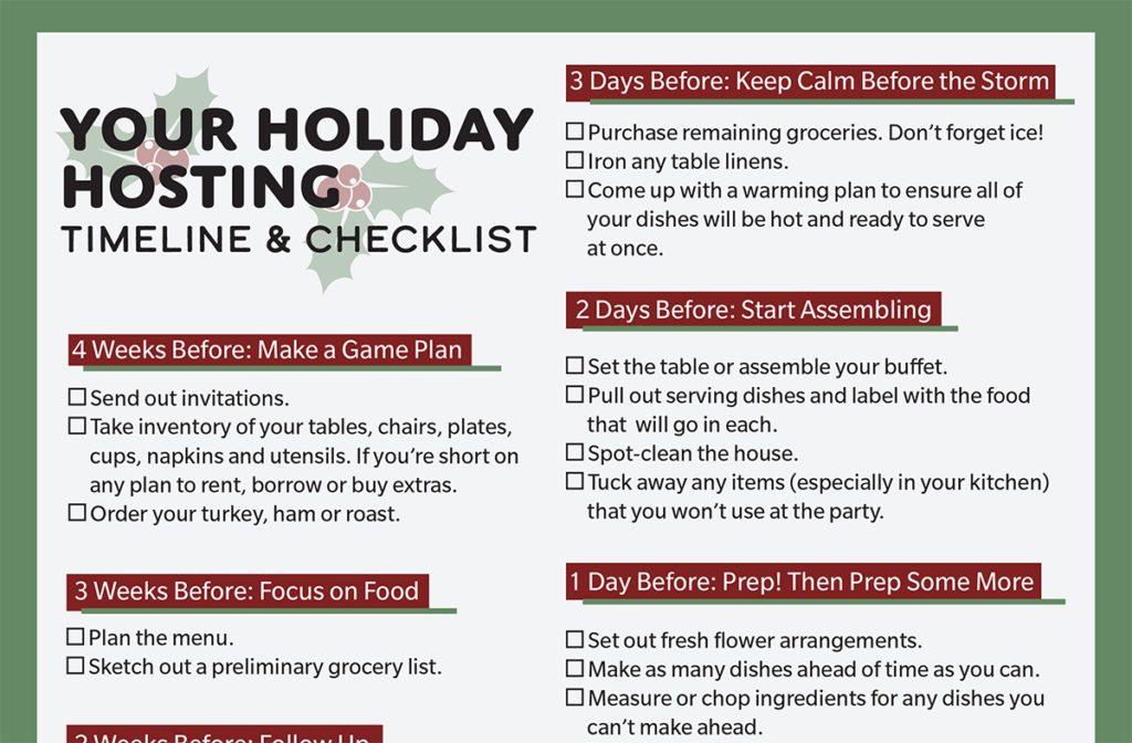 HolidayHostingChecklist