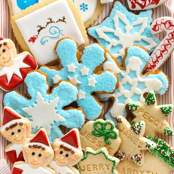 Christmas Cookies Baking Guide