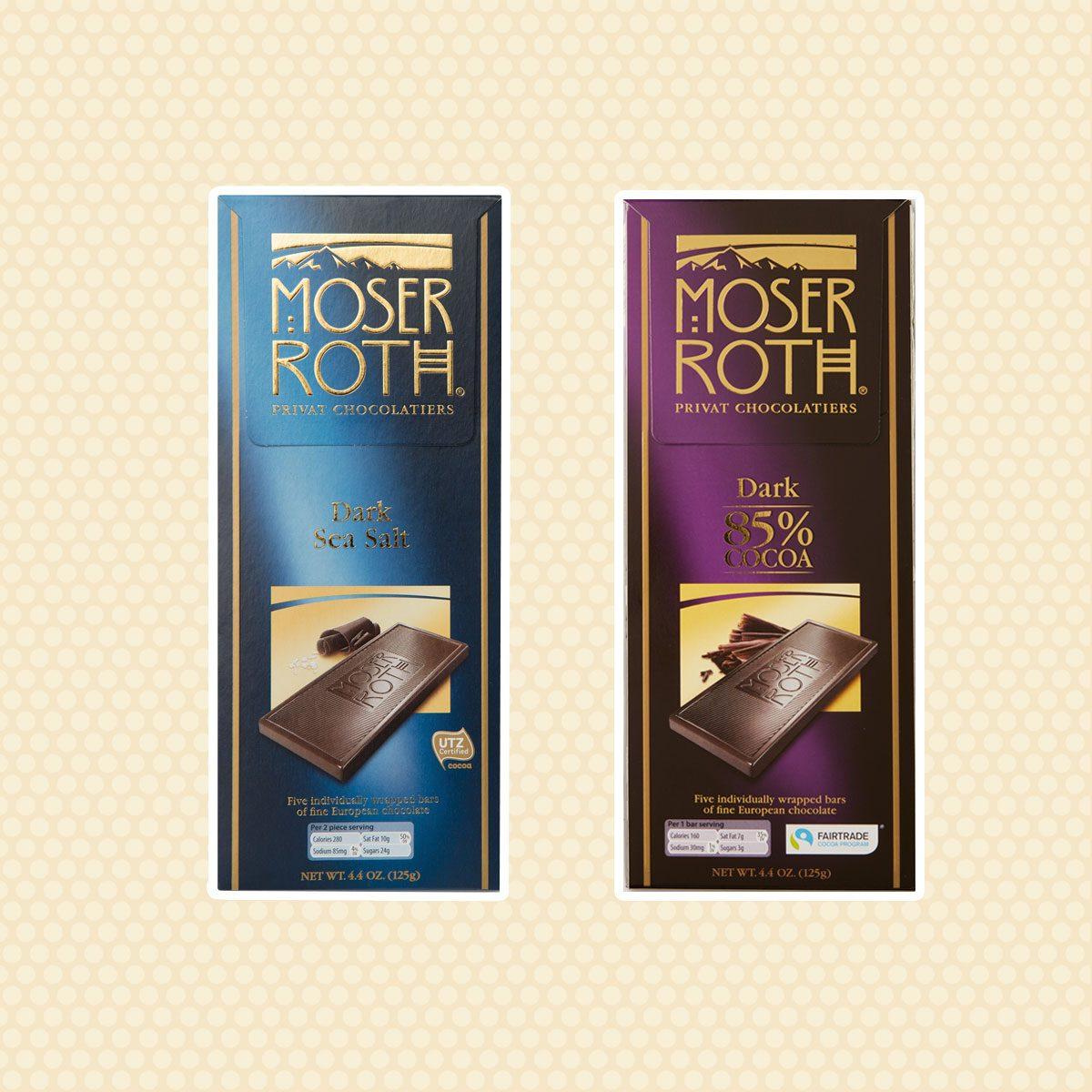 Moser Roth Premium Chocolate