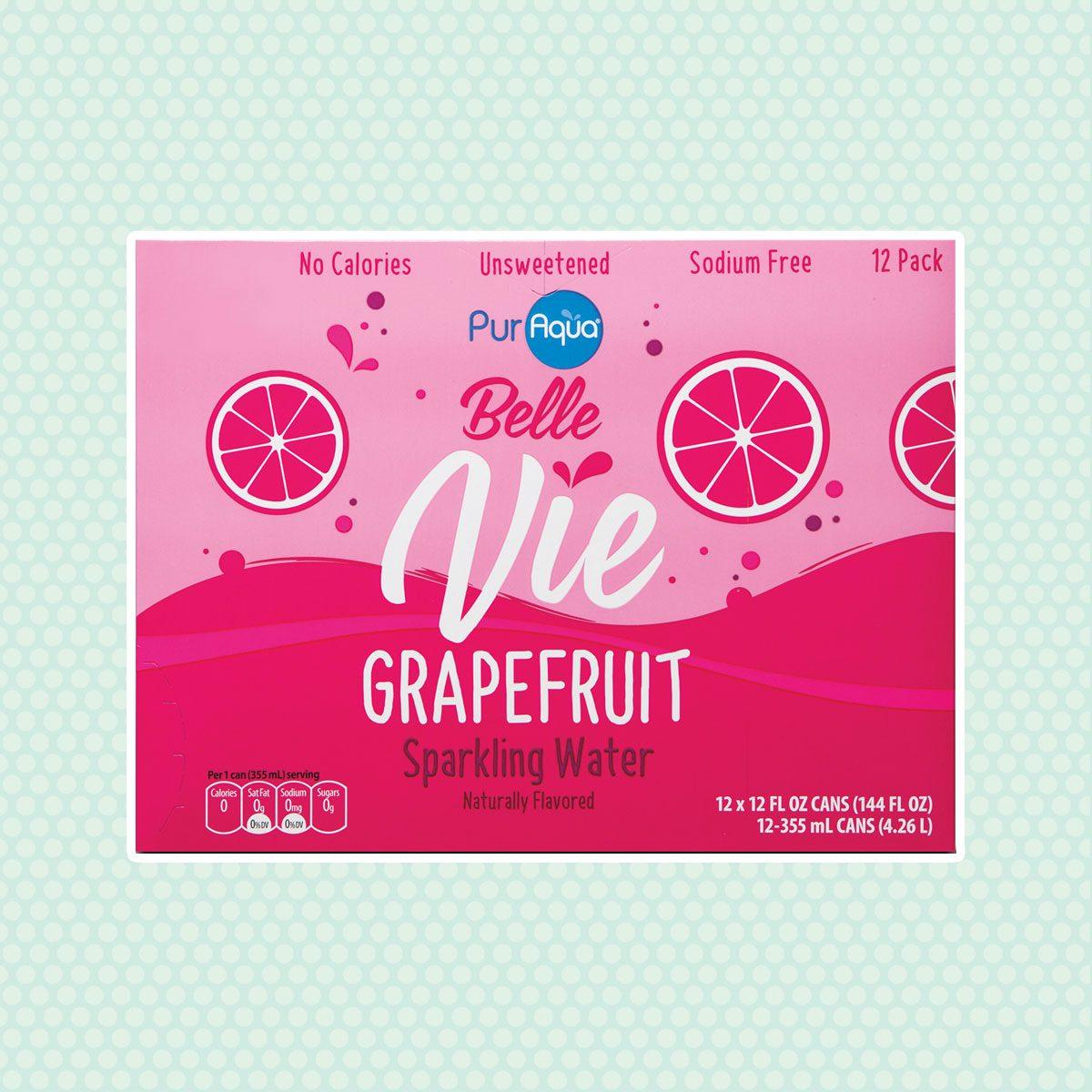 PurAqua Belle Vie Sparkling Flavored Water