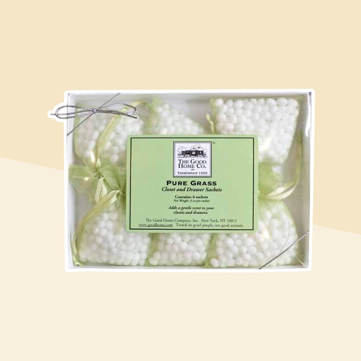 The Good Home Co Closet and Drawer Sachets