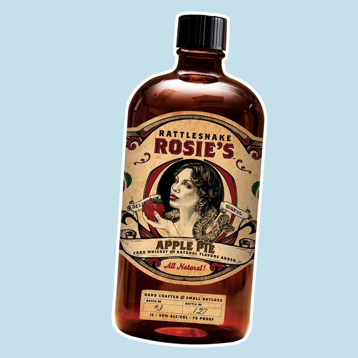 Rattlesnake Rosie's Apple Pie Whiskey