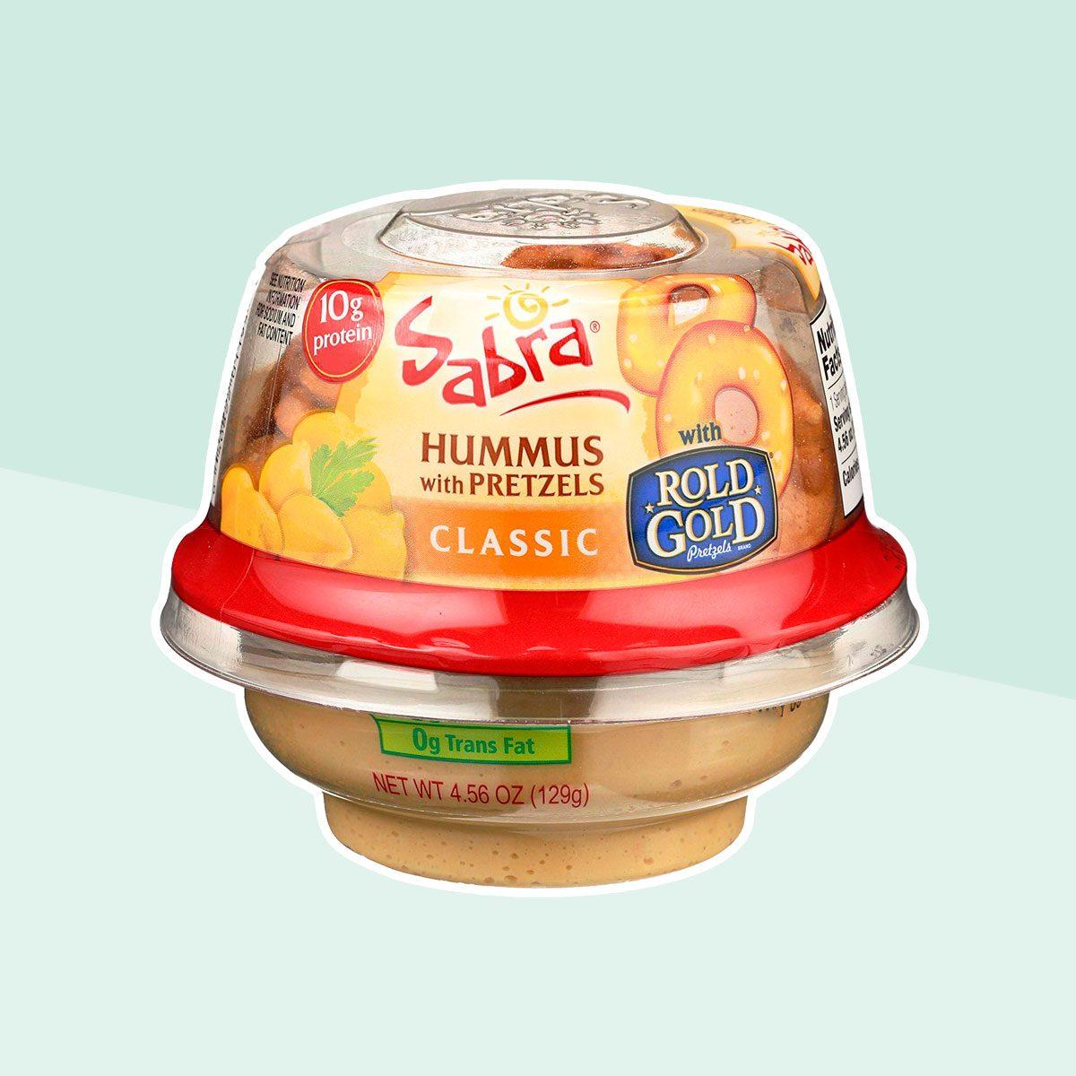 Sabra Grab N Go Hummus with Pretzels Cups