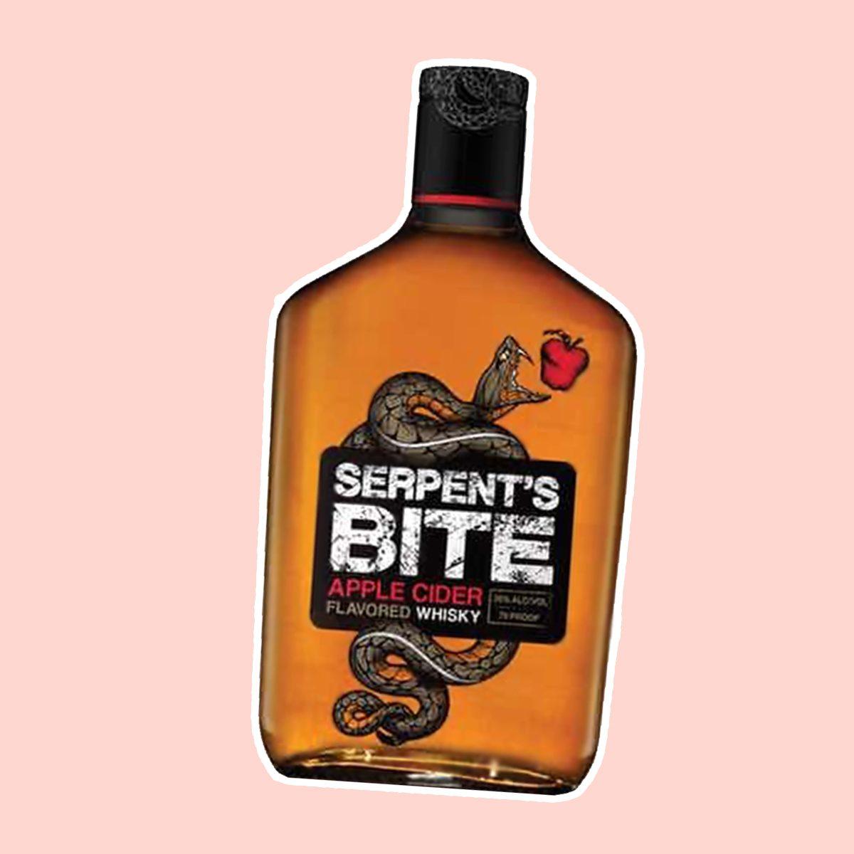 Serpent's Bite Apple Cider Whisky