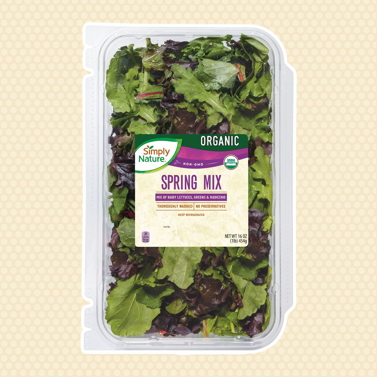 Simply Nature Organic Spring Mix