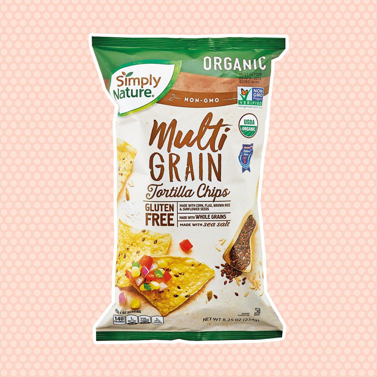 Simply Nature Organic Tortilla Chips