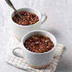 Slow-Cooker Vegan Baked Beans