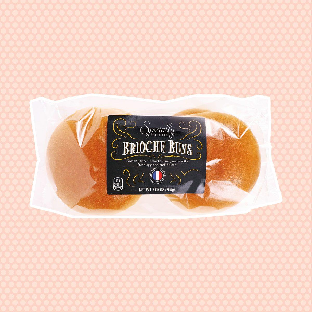 Specially Selected Brioche Buns