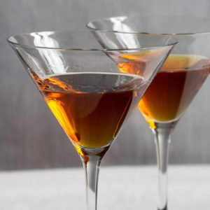 The Stinger Cocktail Drink Recipe Cary Grant Would Approve Of