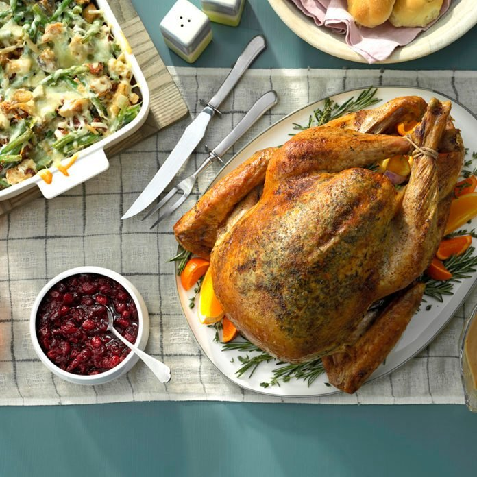 10 Secrets for a Stress-Free Thanksgiving