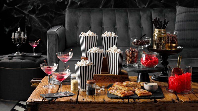 Halloween Party Idea Host A Scary Movie Night Taste Of Home
